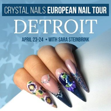 DETROIT European NAIL TOUR