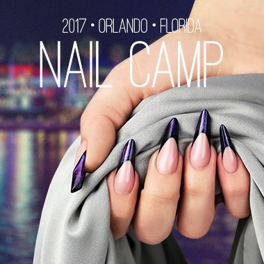 Nail Camp 2017 - Melbourne, FL