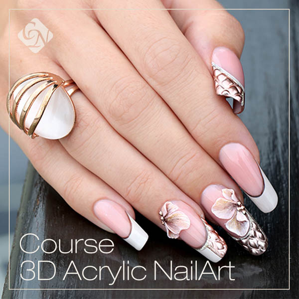 Mini 3D nail art brush · Add all to cart. img - Nail Art Courses