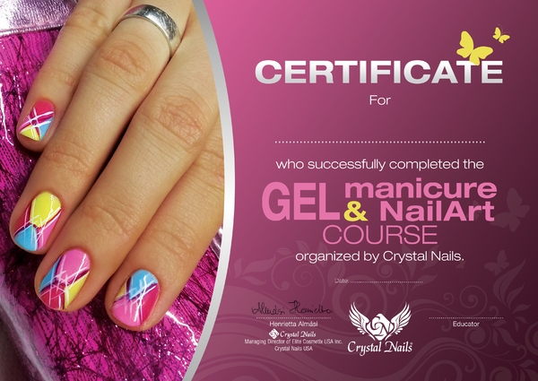 Gel manicure course